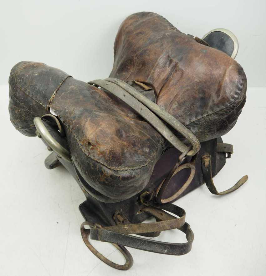 Caucasian: Cossack saddle. Wood - photo 2