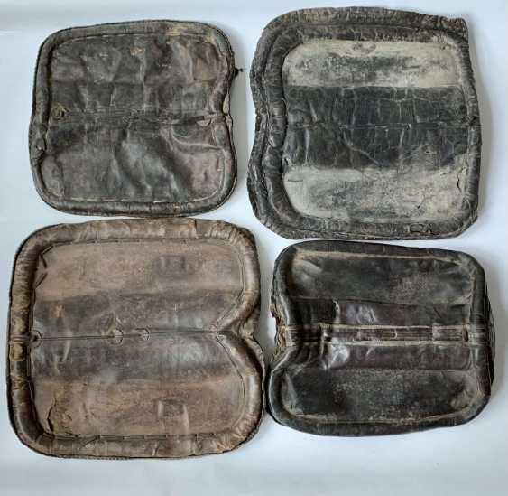 Caucasian: saddle seat cushion. Various. Condition: III - photo 2