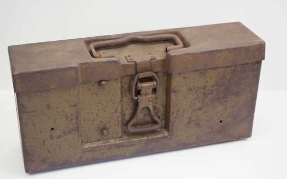 Poland: MG accessory box. Sheet steel - photo 1