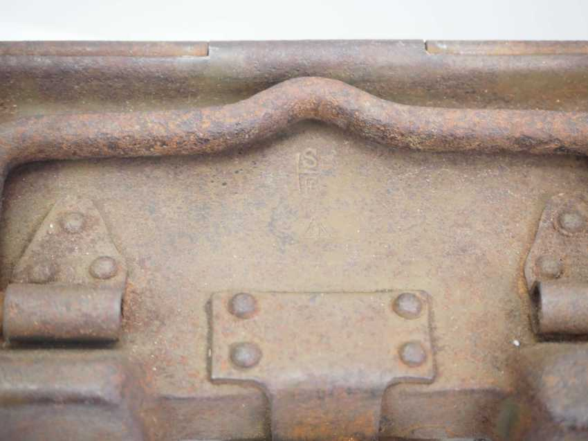 Poland: MG accessory box. Sheet steel - photo 2