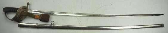 Cheeslovakia: saber. Bare blade - photo 3