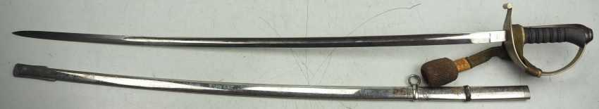 Cheeslovakia: saber. Bare blade - photo 5