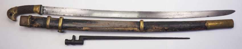 Soviet Union: Sashka with bayonet - 1928. Spotty - photo 3