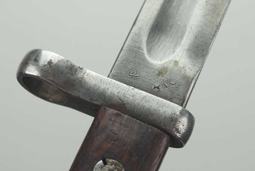 Soviet Union: SVT40 bayonet. Bare blade - photo 4