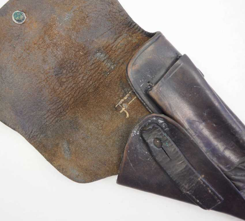 Soviet Union: holster - 2 copies. Each leather or synthetic leather - photo 2