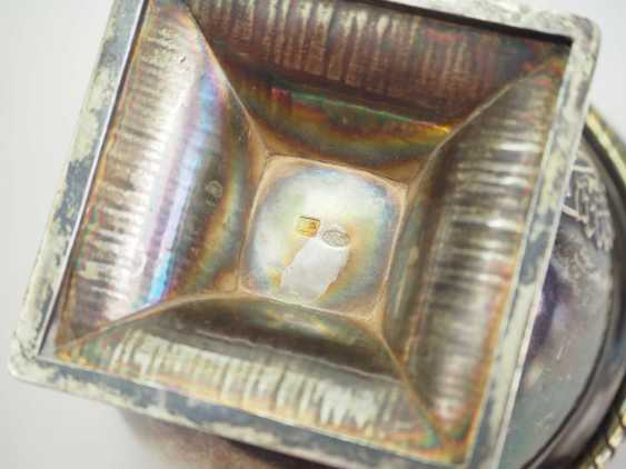 Russia: Tschapka drinking cup. silver - photo 4