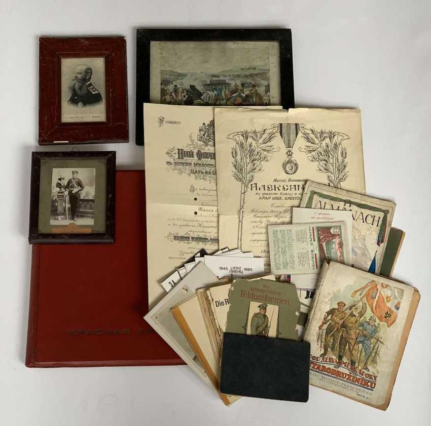 Soviet Union: Literature Lot. Various. Treasure trove. Condition: II - photo 1