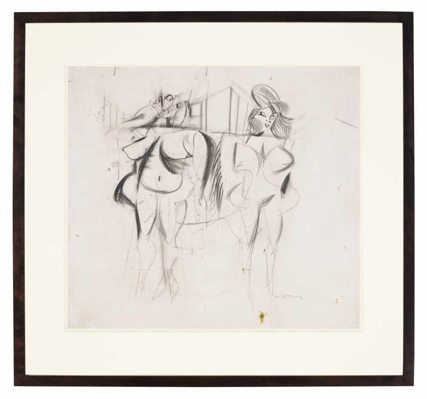 Willem de Kooning (1904-1997) - photo 2