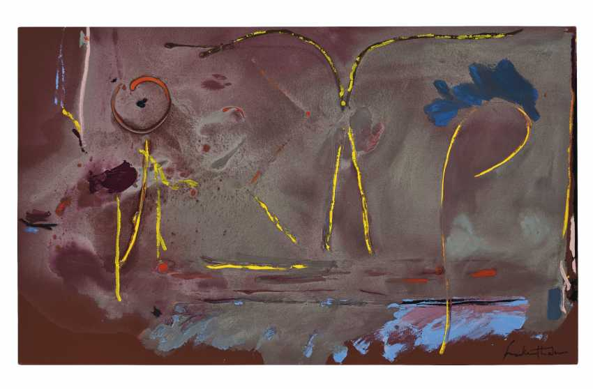 Helen Frankenthaler (1928-2011) - photo 1