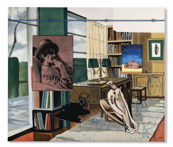 David Salle (b. 1952) - photo 1