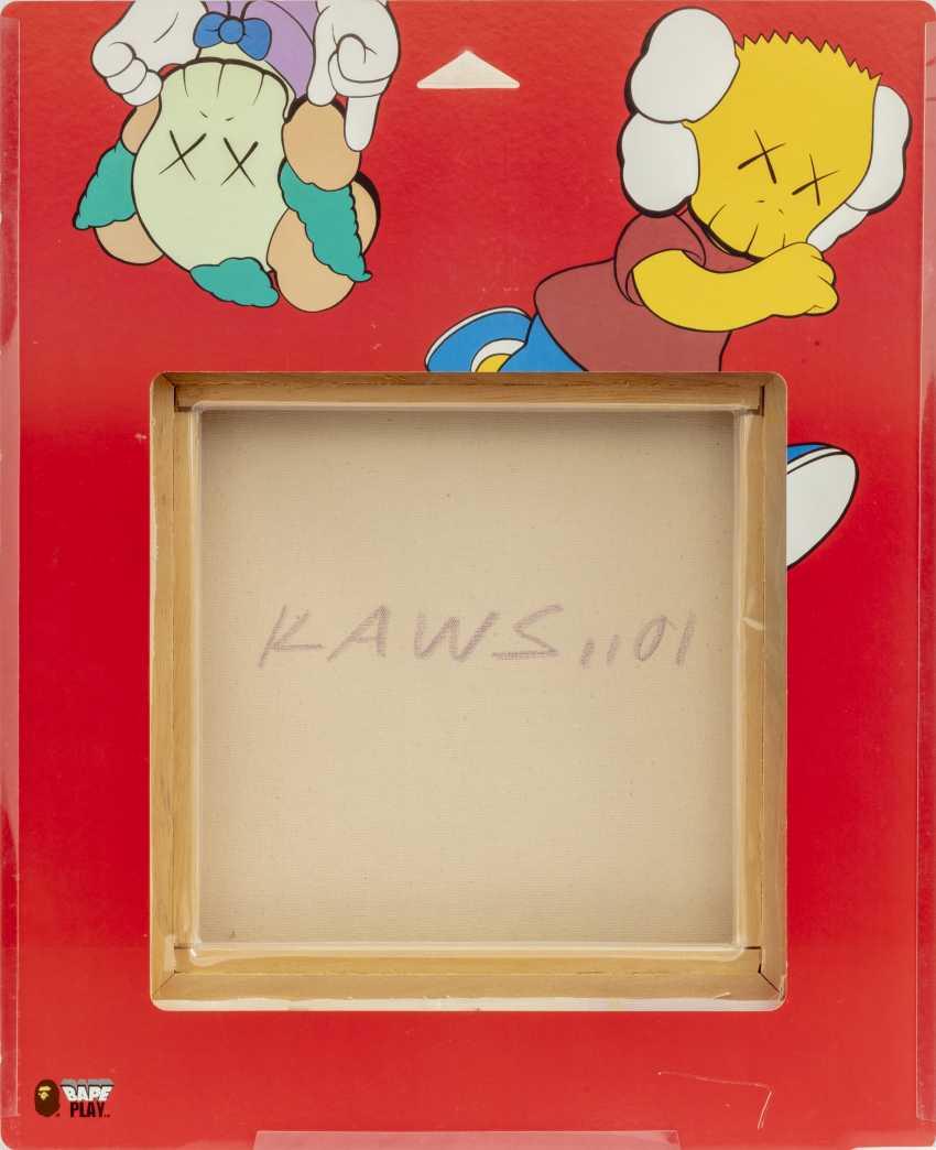KAWS (b.1974) - photo 2
