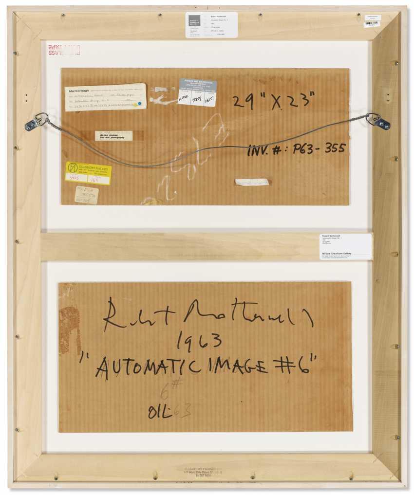 Robert Motherwell (1915-1991) - photo 3