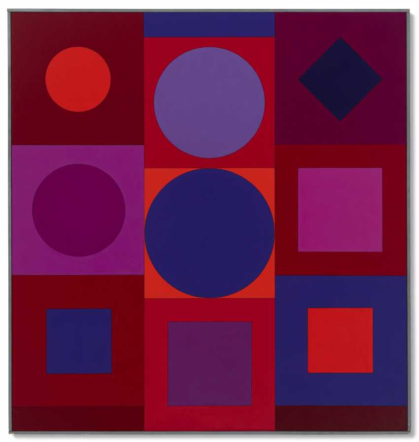Victor Vasarely (1906-1997) - photo 1