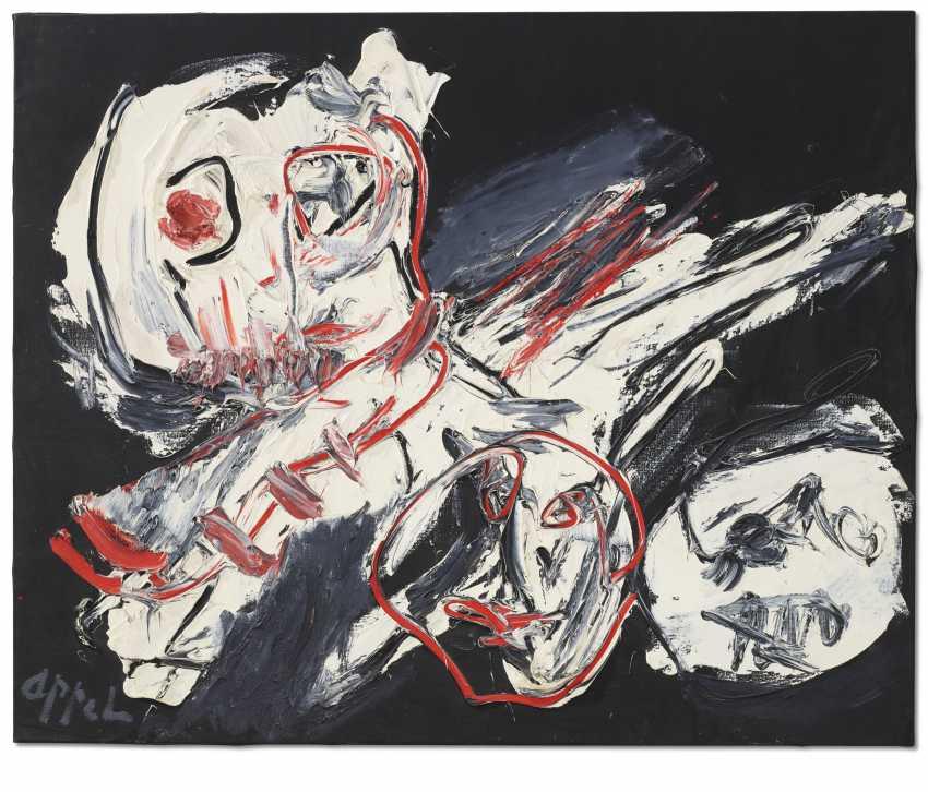Karel Appel (1921-2006) - photo 1