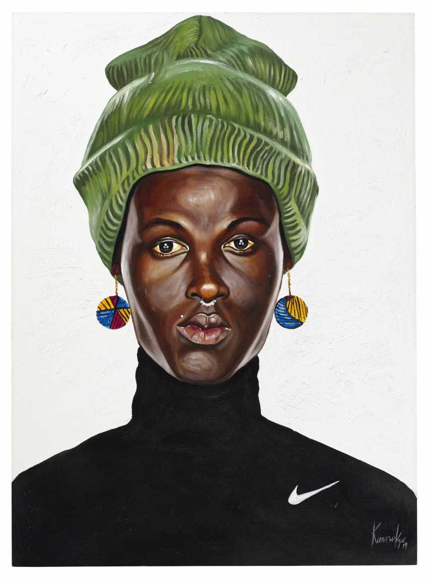 Otis Kwame Kye Quaicoe (b. 1990) - photo 1