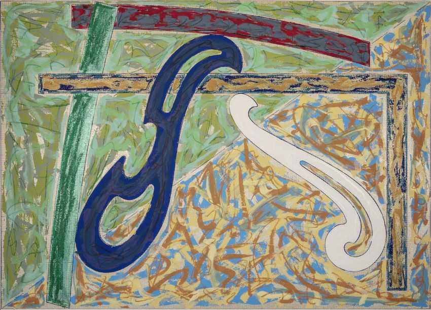 Frank Stella (b. 1936) - photo 1