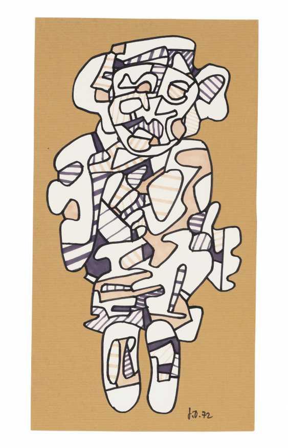Jean Dubuffet (1901-1985) - photo 1
