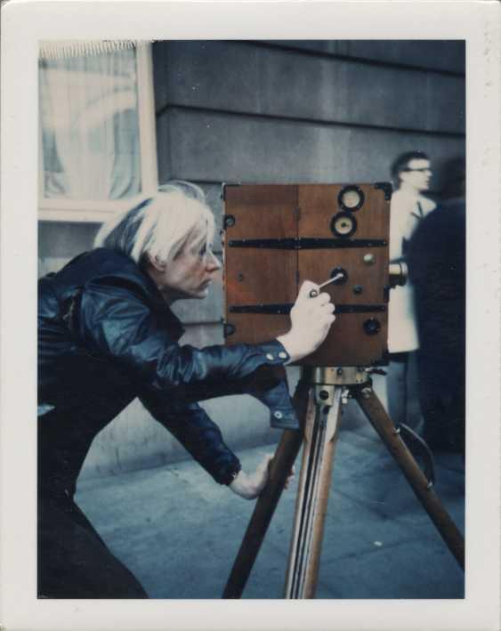 Andy Warhol (1928-1987) - photo 1