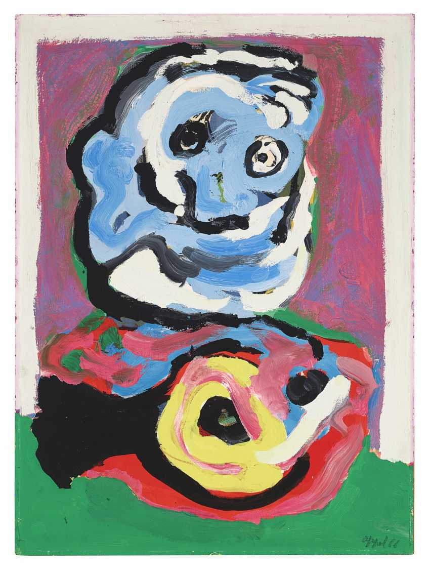 Karel Appel (1921-2006) - photo 1