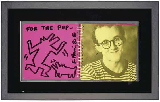 Keith Haring (1958-1990) - photo 2