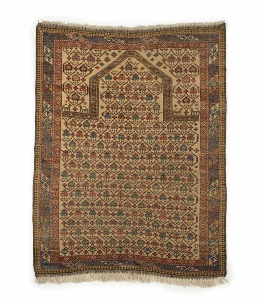 Dagestan prayer rug - photo 2