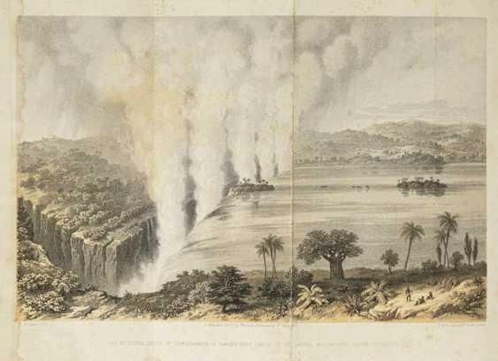 Livingstone, David: 'Missionary Travels and Researches in South Africa - photo 3