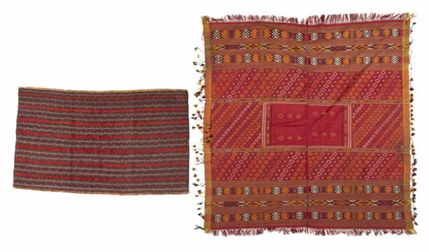 Two textiles - photo 1