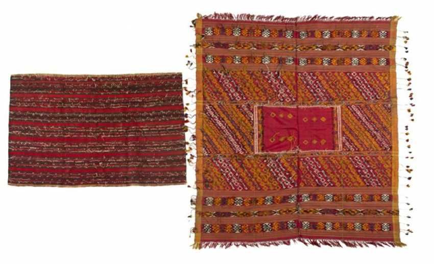 Two textiles - photo 2