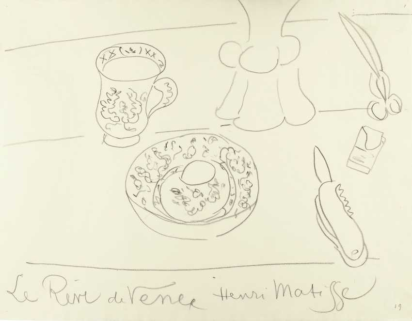 Henri Matisse (1869-1954) - photo 1