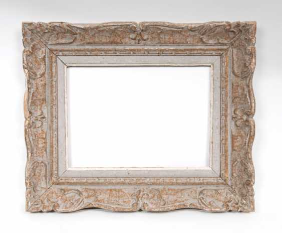 Small impressionist frame with a moving bar - photo 1