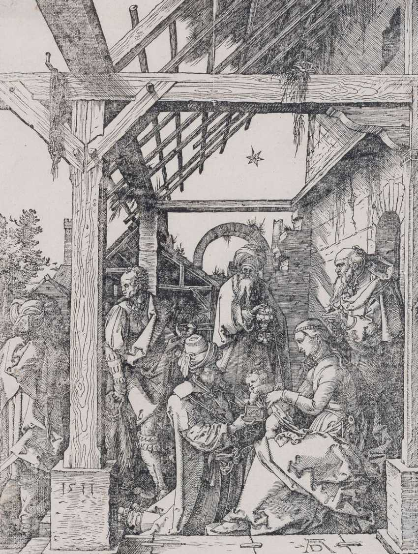 Adoration of the Magi, 1511 - photo 1