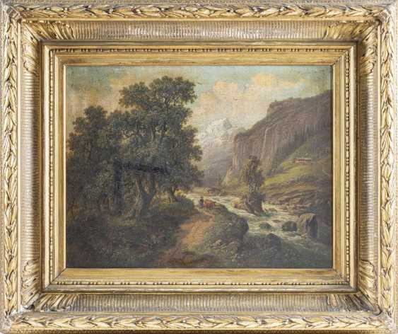 Landscape with river - photo 2