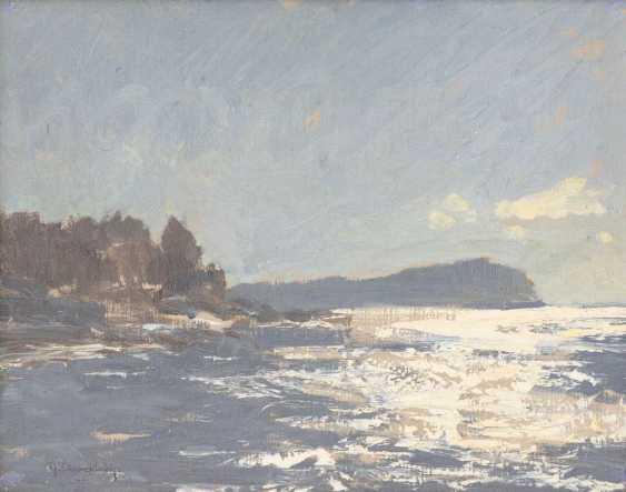 Coastal landscape - photo 1