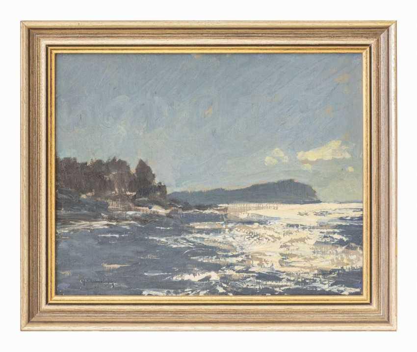 Coastal landscape - photo 2