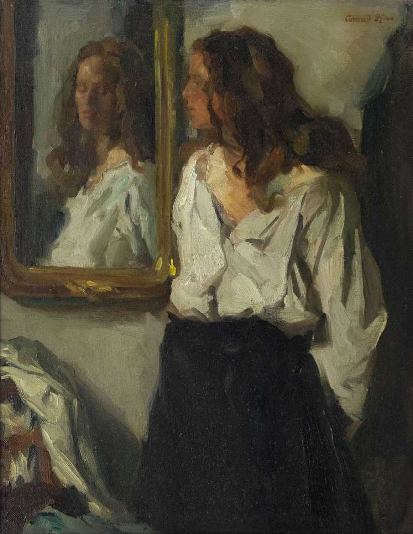 In front of the mirror' - photo 1
