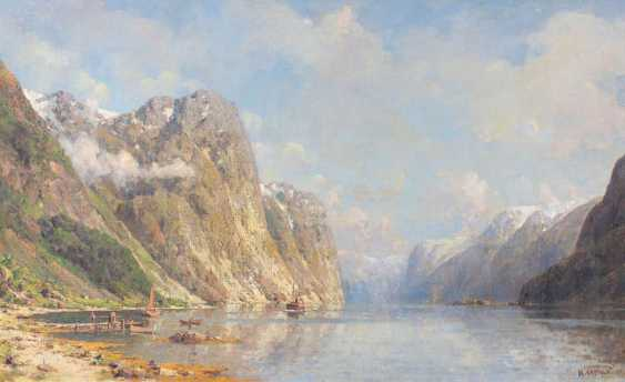 Sognefjord in Norway - photo 1