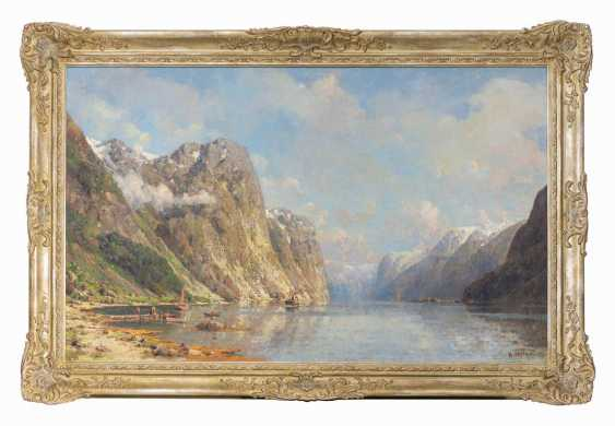 Sognefjord in Norway - photo 2
