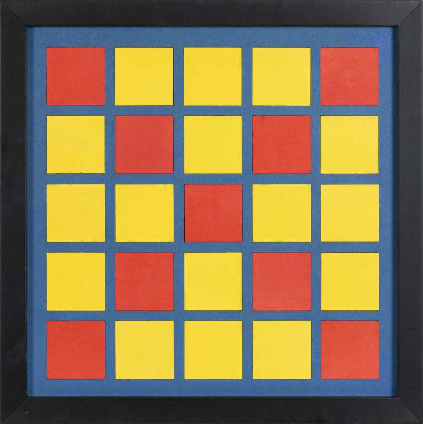 Two geometric compositions - photo 2