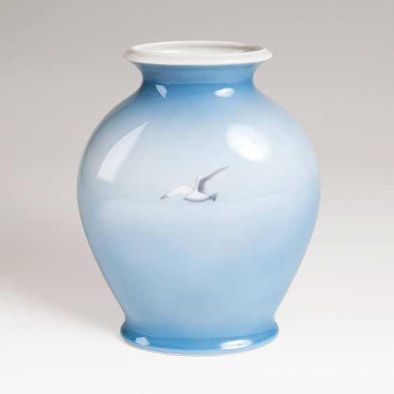 Copenhagen-Vase 'Little Mermaid' - photo 2