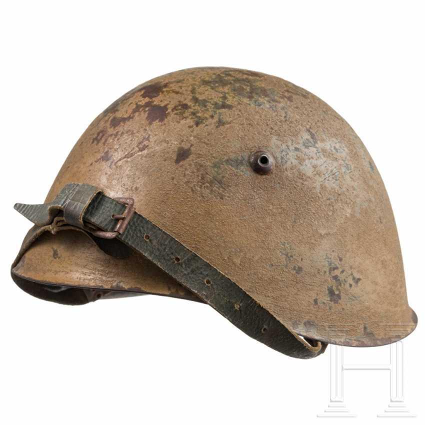 Stahlhelm M 34 in Tropentarnfarbe - photo 1