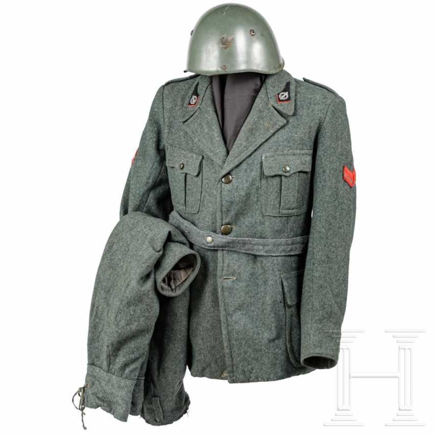 Uniformensemble eines Soldaten der Italian Social Republic (RSI), 1943-45 - photo 1