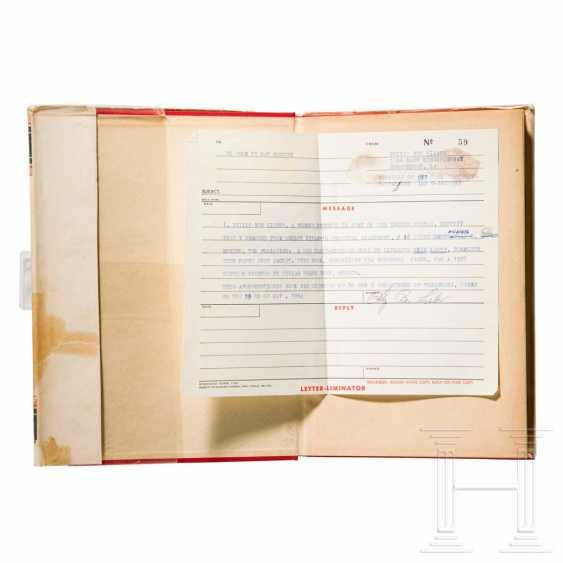 """Philip Ben Lieber - personal first edition """"Mein Kampf"""", Volume II, from Hitler's apartment at Prinzregentenplatz 16 - photo 4"""