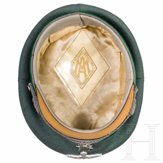 Peaked cap for officers of the mountain troops - photo 3