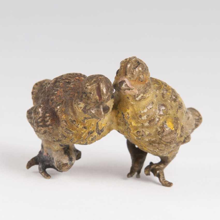Vienna Bronze 'Couple Of Chicks' - photo 1