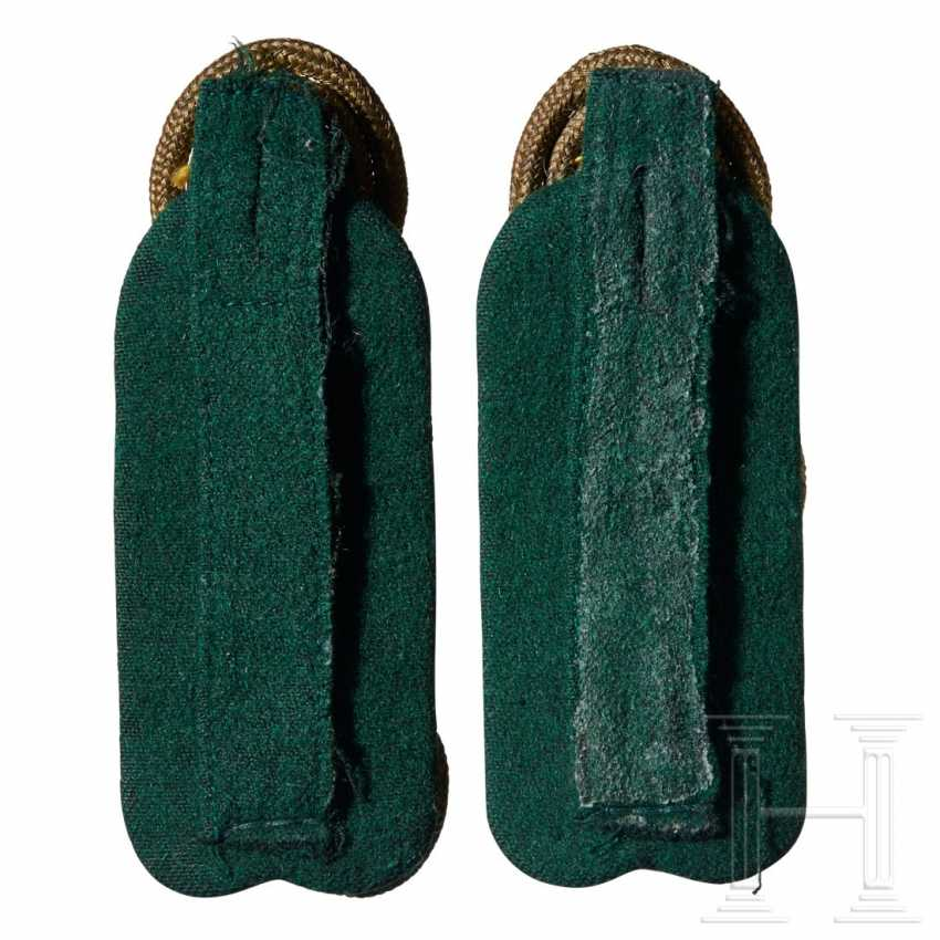 A pair of Forestry Leader shoulder boards - photo 2
