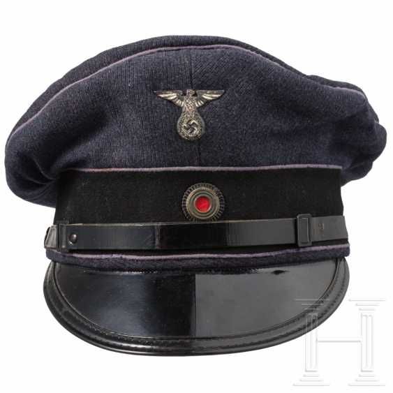 Visor cap for teams / sub-leaders of the Reich Air Protection Association (RLB), around 1936 - photo 1
