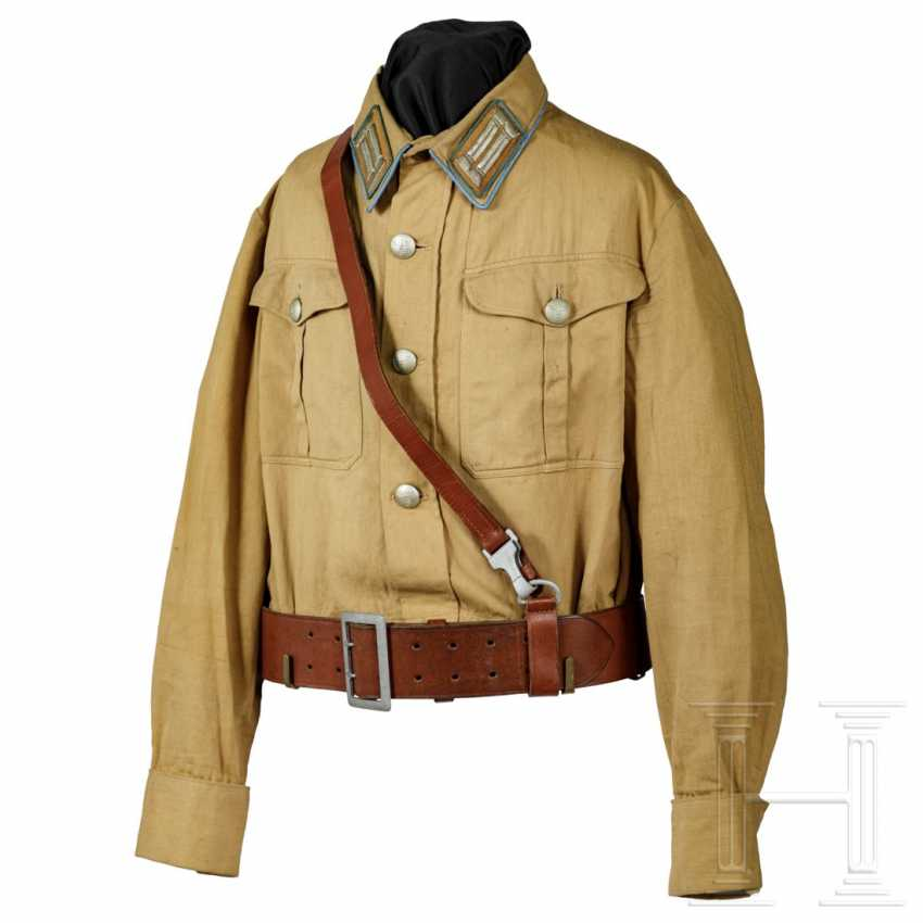 Uniform ensemble for a local group leader, around 1935 - photo 4
