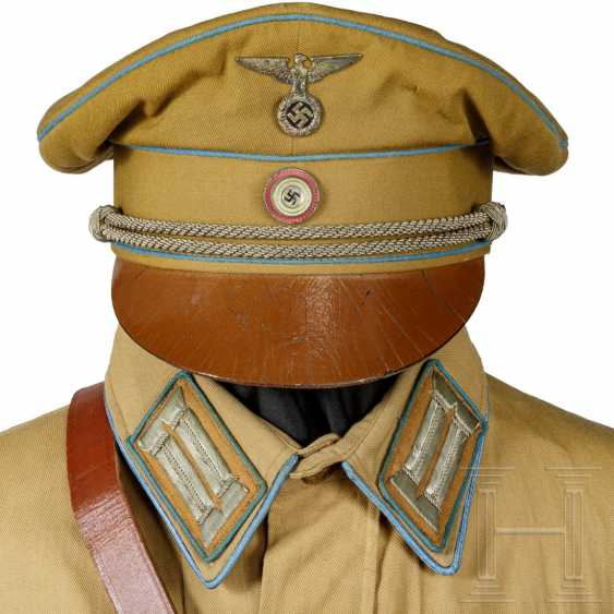 Uniform ensemble for a local group leader, around 1935 - photo 6