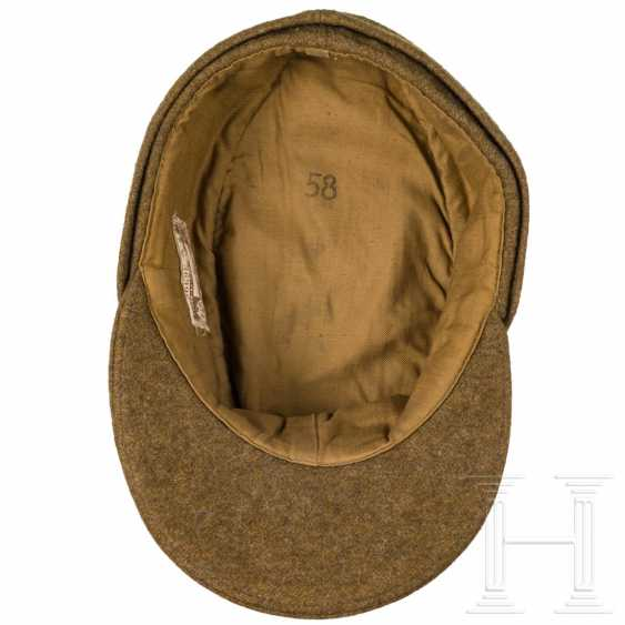 Uniform field cap M 43 for leaders of the SA armed forces of the SA group Upper Rhine - photo 3