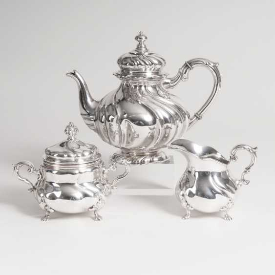 Wilkens & Söhne-founded in 1810 in Bremen, Germany. Tea set - photo 1